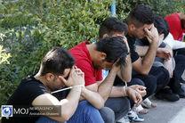 دستگیری 25 نفر در شهرستان فلاورجان