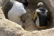 انهدام 4 باند حفاری غیرمجاز آثار تاریخی در سمیرم