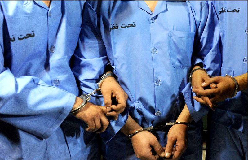 دستگیری اعضای باند3 نفره سارقان اماکن خصوصی در کاشان/ کشف 53 فقره سرقت