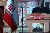 سردار سلیمانی با تدبیر و اندیشه اسلامی، اسلام واقعی به مردم منطقه نشان داد