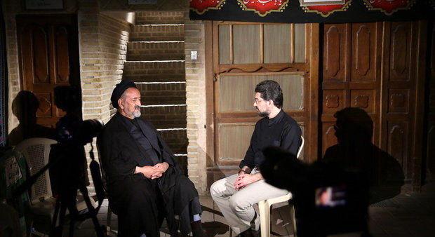 پخش مستند امید اسلام