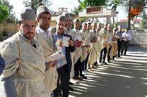 حضور پرشورعشایر غیور استان اصفهان در انتخابات مجلس یازدهم