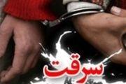 دستگیری سارق تابلوها و علائم راهنمایی و رانندگی در خمینی شهر / اعتراف به 4 فقره سرقت