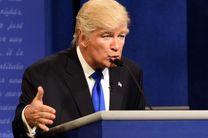 کتاب طنز «الک بالدوین» درباره «ترامپ»