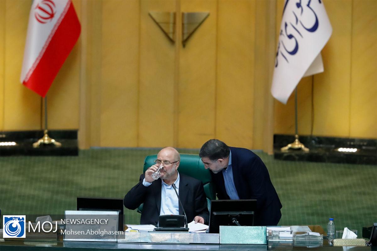 جلسات صحن مجلس و کمیسیون ها در شرایط امروز کشور باید برگز ار شود