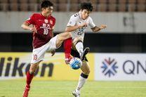 پیروزی نمایندگان چین و ژاپن در در دومین روز لیگ قهرمانان آسیا