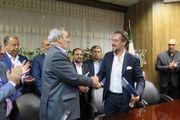 تفاهم نامه سرمایه گذاران خارجی با شهرداری اهواز منعقد شد