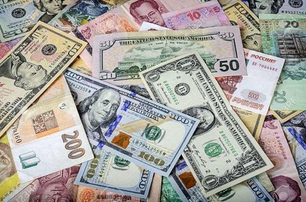 قیمت ارز در بازار آزاد تهران ۱۲ اسفند ۹۹/ قیمت دلار مشخص شد