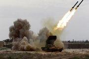 حمله موشکی انصارالله به مواضع ائتلاف سعودی در عسیر