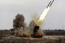 حمله نیروهای یمنی به مواضع نیروهای ائتلاف سعودی
