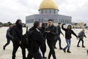 پلیس رژیم صهیونیستی 19 فلسطینی را در بیت المقدس بازداشت کرد