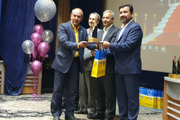 کسب تندیس زرین سرآمدی روابط عمومی شرکت ذوب آهن اصفهان