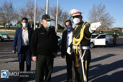 شروع طرح نوروزی نیروی انتظامی