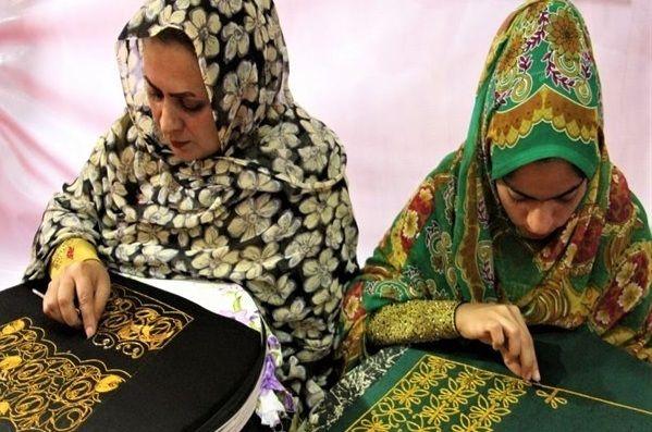 مراکز صنایع دستی در  بستک افتتاح شد