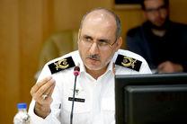 انتصاب سردار حمیدی به سمت رئیس پلیس راهور پایتخت