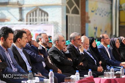انتخابات شهردار مدرسه با حضور نجفی