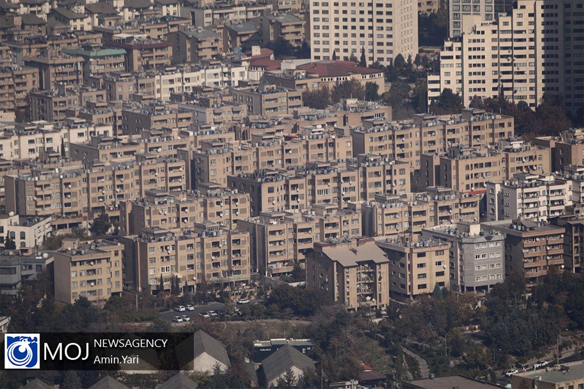 گزارش تحولات بازار مسکن شهر تهران در مهر ماه 99