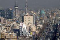 سومین روز هشدار برای هوای شهر مشهد