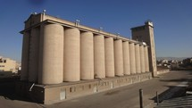 نخستین سیلو گندم ایران ثبت ملی می شود