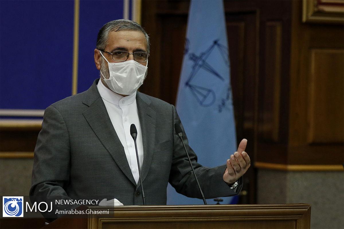 حجت الاسلام محمد مصدق معاون اول قوه قضائیه شد