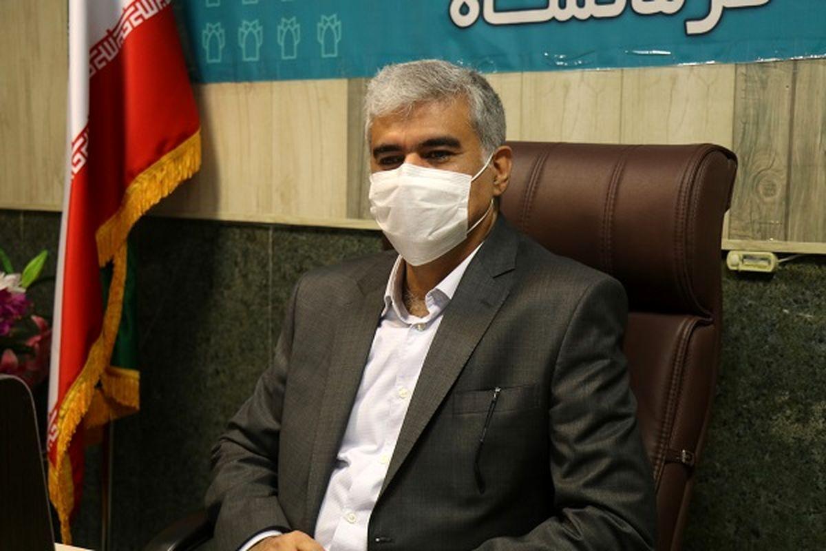 تعداد تختهای بستری کرونا در کرمانشاه به 1266 تخت افزایش یافت