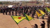 پیشروی نیروهای کرد در شرق سوریه