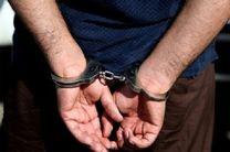 قاتل دختر 19 ساله در چنگ قانون