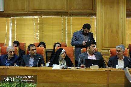 نود و هشتمین جلسه شورای اجتماعی کشور