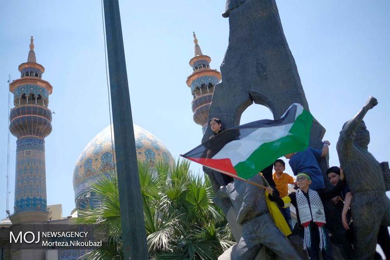 روز قدس مظهر وحدت ملی، اتحاد و یکپارچگی جهان اسلام است