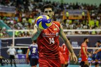نتیجه بازی والیبال ایران و ایتالیا/ شاگردان کولاکویچ بازی را واگذار کردند
