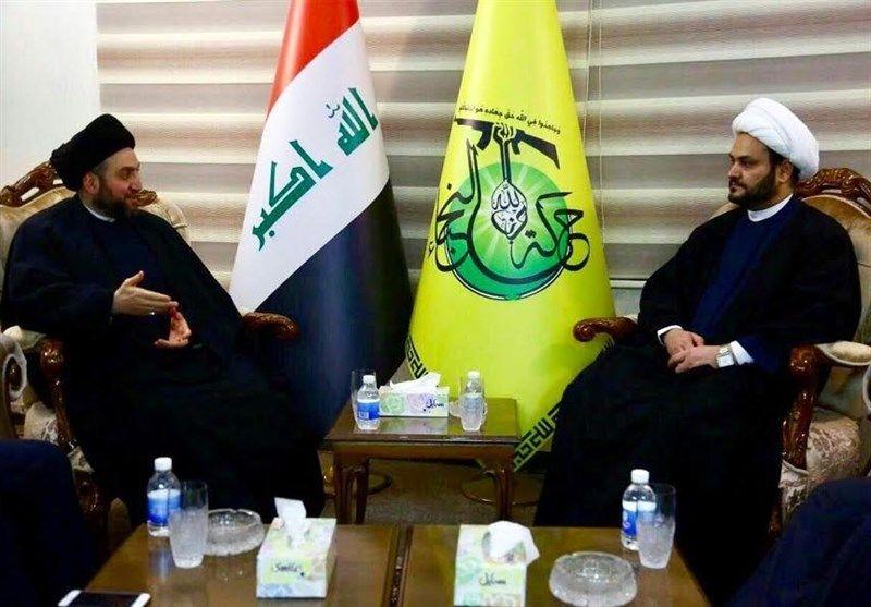 الکعبی: اقدامات نیروهای مقاومت در مقابله با داعش ستودنی است