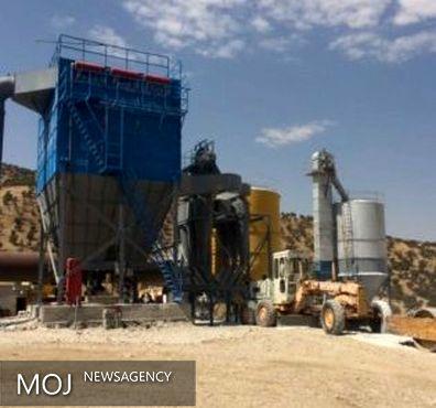 افتتاح کارخانه گچ صالح ایلام با مشارکت بانک تجارت