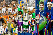 فوتبال اسپانیا در اروپا حریف ندارد