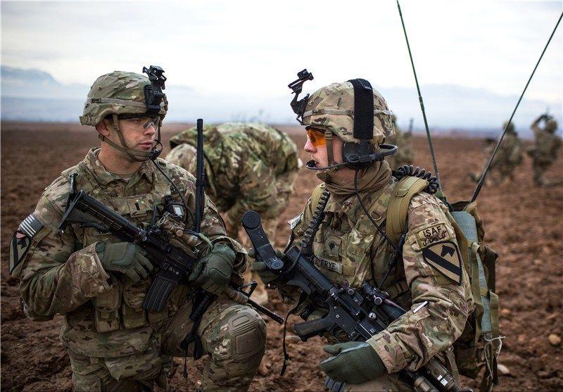عملیات قریب الوقوع نیروی زمینی آمریکا در سوریه