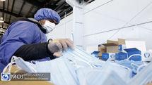 افزایش تولید روزانه ماسک در سطح کشور