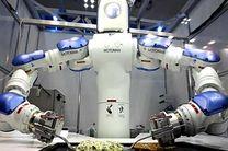 این ربات سرآشپز را ببینید + تصاویر