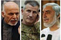 اختلاف غنی و عبدالله صدای فرمانده نیروهای آمریکایی در افغانستان را هم در آورد