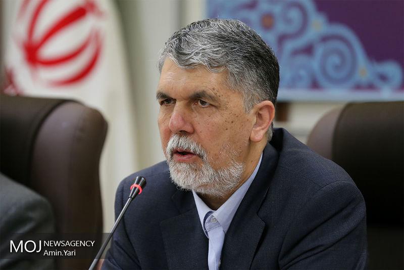 وزیر فرهنگ و ارشاد اسلامی وارد کردستان شد