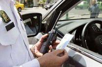 خودروهای متخلف در ورودی های استان کردستان اعمال قانون شدند
