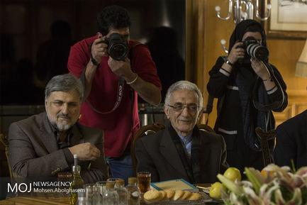 نشست مشترک شهرداران تهران پس از انقلاب اسلامی