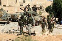 پیشروی ارتش سوریه در بخش شمالی حلب ادامه دارد