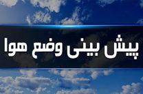 وزش باد شدید در اردبیل/ ورود سامانه بارشی سرد به استان