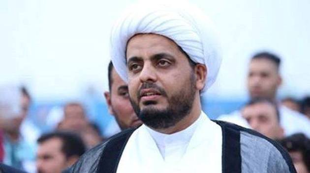 الخزعلی: برکناری خالد العبیدی تاثیری بر جنگ نمی گذارد