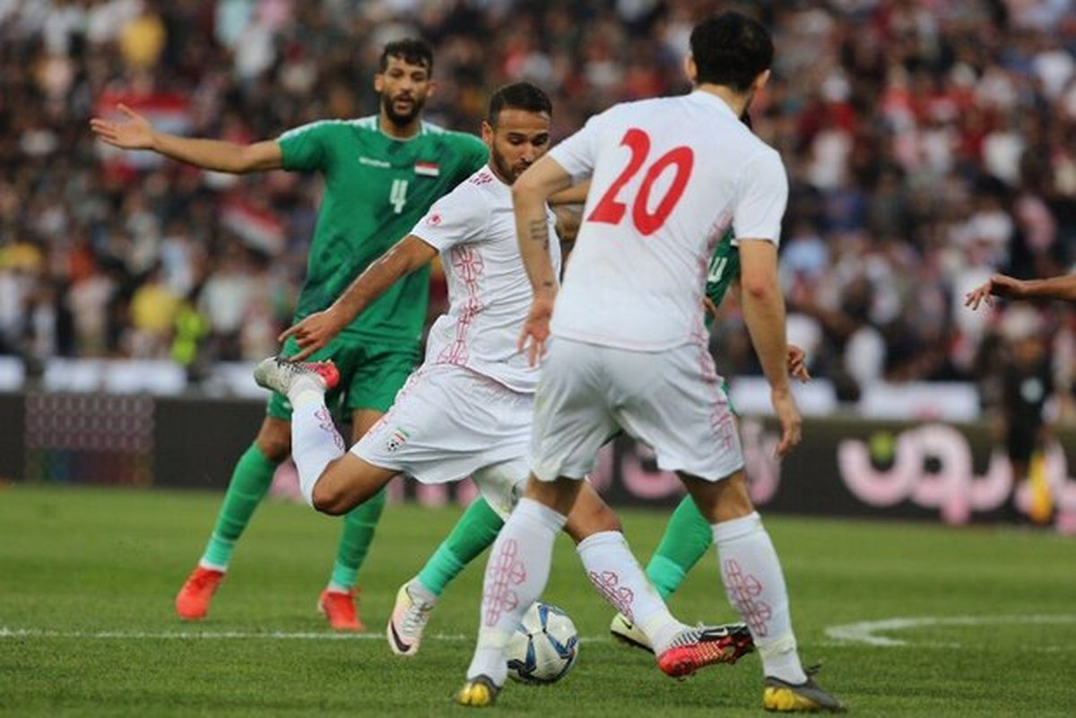 یک پله سقوط برای فوتبال ایران در ردهبندی فیفا