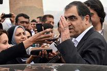 سفر 2 روزه وزیر بهداشت به لرستان/قاضیزاده هاشمی تا ساعاتی دیگر وارد خرمآباد خواهد شد