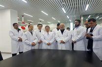 بازدید سردار مومنی از مرکز بازپروری معتادان پکن
