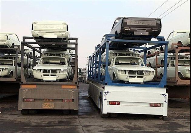 اهداف صادراتی صنعت خودرو محقق نشد