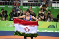 طلای یزدانی، ایران را ۱۰ رتبه در جدول توزیع مدالها بالا برد