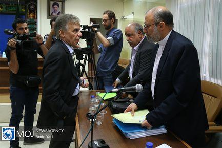 چهارمین جلسه دادگاه رسیدگی به اتهامات گروه عظام