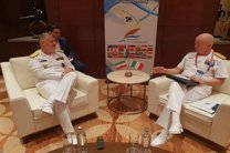 ناوگروهی از نیروی دریایی ارتش در آینده ای نزدیک به ایتالیا اعزام می شود